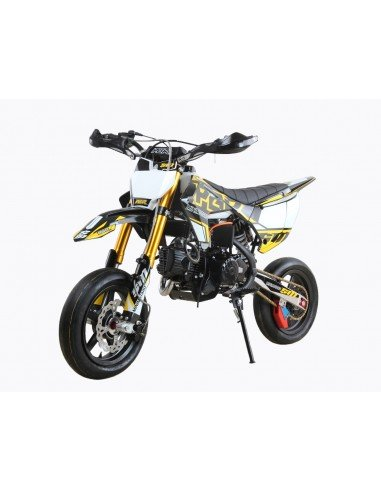 Pit Bike Minimotard PGR SM-R 190cc BLACK EDITION  2021