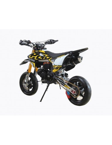 Pit Bike Minimotard PGR SM-R 160cc BLACK EDITION  2021