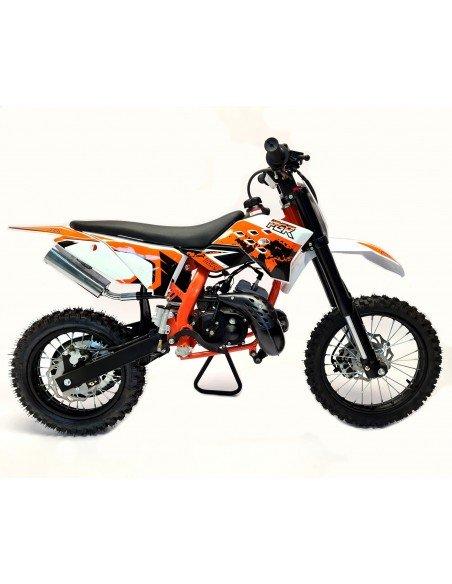 Pit Bike MiniCross PGR Replica KTM 50cc 2T 9,5cv Mini