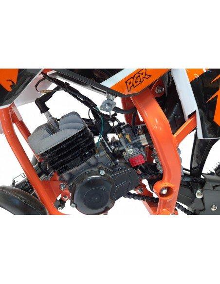 Pit Bike MiniCross PGR Replica KTM 50cc 2T 9,5cv Midi